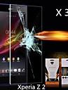 ultime absorption des chocs protecteur d'écran pour sony xperia Z2 (3pcs)