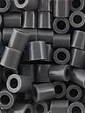 aprox 500pcs / saco de 5 milimetros contas de fusiveis cinza hama contas-cabeca diy eva safty material para criancas artesanato