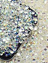 2000PCS Colorful Flatback Resin Gems 3mm Handmade DIY Craft Material/Clothing Accessories