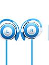 Sj-101 Super Bass Inner Ear Earhook Earphone with Mic for Cellphone
