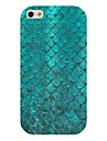 Dragon Scale Pattern Back Case for iphone 4/4S