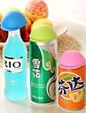 stopper chapéu de estilo japonês em forma de garrafa (cor aleatória)