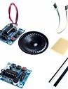 isd1820 오디오 녹음 모듈 w / 마이크 / 스피커와 아두 이노를위한 액세서리