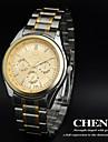 CHENXI® Men\'s Elegant Design Dress Watch Japanese Quartz Water Resistant Steel Strap Cool Watch Unique Watch