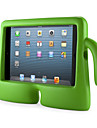 For Waterproof / with Stand / Child Safe Case Back Cover Case Solid Color Hard EVA Apple iPad Mini 3/2/1