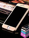 아이폰 6 / 6S에 대한 hzbyc® 티타늄 3D 아크 강철 보호 필름