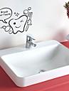 Décoration de baignoire Toilettes / Baignoire / De Douche / Armoires à pharmacie Plastique Multifonction / Ecologique / Carton / Cadeau