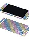 아이폰 6에 대한 전면 + + 다시 전신 블링 화면 스티커 플러스 / 6S 플러스 (모듬 색상)
