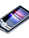 """Portable 8GB 4G Slim Mp3 Mp4 Player With 1.8"""" LCD Screen FM Radio Video Games Movie"""