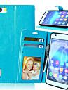 PU de haute qualité portefeuille en cuir téléphone mobile Étui pour Huawei g7 / P7 / P8 / y625 / 6 honneur plus / p8 Lite / Y550 / 6