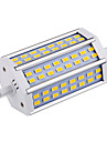 R7S 118MM 15W 48 SMD 5730 1480 LM Warm White / Cool White T Decorative Corn Bulbs AC 85-265 V