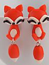 여성 스터드 귀걸이 패션 의상 보석 실리콘 Animal Shape 보석류 제품 일상 캐쥬얼