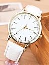 Women\'s  Fashion  Simplicity Quartz  Leather Lady Watch Cool Watches Unique Watches
