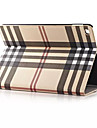 hq ultramince grille de luxe en cuir pour ipad air 2 Smart coque pour Apple iPad 2 l\'air comprime de 9,7 pouces