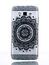 TPU Material Bilateral Flower Pattern Cellphone Case for Samsung Galaxy J7/J510/J5/J310/G530/G360