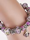 Feminino Pulseiras com Pendentes Pulseiras Strand Pulseiras Com Cristais Moda Com Micangas Cristal Gema Joias Joias Para Presentes de