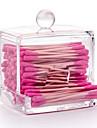 Хранение косметики Коробка с косметикой / Хранение косметики Акрил Однотонный 9.5x7.5x9.8