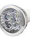 3.5w gu10 400-500lm levou lampadas levou spotlight (ac85-265v) 1pcs