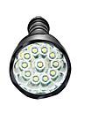 Светодиодные фонари LED 3800 Люмен 5 Режим LED Батарейки не входят в комплект Водонепроницаемый Очень легкие Высокомощный Диммируемая для