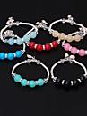 Women\'s Chain Bracelet Charm Bracelet Strand Bracelet Personalized Beaded Costume Jewelry Fashion Alloy Jewelry Jewelry For Daily Casual