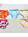 Dog Pants Dog Clothes Cute Casual/Daily Cartoon Rainbow