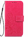 for Motorola Moto G4 Plus KARZEA Clover PatternTPU and PU Leather Case with Stand for Moto Z X4 Moto Z Force G4 Plus
