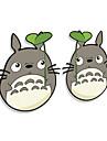 Funny Tonari No Totoro Car Sticker Car Window Wall Decal Car Styling 2 PCS