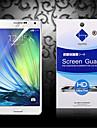 hd protecteur d\'ecran avec la poussiere absorbeur pour Samsung Galaxy a3 (1 pc)