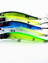 5 pcs Minnow Fishing Lures Minnow g/Ounce mm inch,Plastic General Fishing