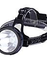 YAGE YG-5591 헤드램프 LED 루멘 2 모드 Cree XP-E R2 네 충전식 슈퍼 라이트 높은 전력 밝기조절가능 용 캠핑/등산/동굴탐험 일상용 사이클링 사냥 등산 야외 멀티기능 블루/블랙