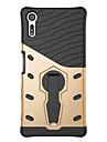 소니 xperia x 컴팩트 xperia xz 케이스 커버 360도 회전 방탄복 드롭 방탄 조끼 케이스 xperia e5