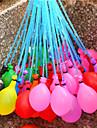 37 pcs / set ballon unique rempli d\'eau d\'irrigation d\'injection dans les jouets de plage de vacances pour les enfants ballons d\'eau