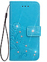 Caso para samsung galaxy note 3 nota 2 capa capa carteira carteira com suporte flip em relevo caso de corpo inteiro flor dura pu couro