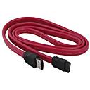 hesapli AC Adaptör ve Güç Kabloları-sata sabit disk sürücüsüne veri kablosu eSATA (50cm)