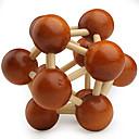 abordables Cubes Magiques-Balles Puzzles en bois IQ Casse-Tête Niveau professionnel Vitesse En bois Classique & Intemporel Garçon Cadeau