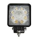 hesapli Motosiklet Aydınlatma-Araba Ampul 24W 8 Kafa Lambası / Sis Işıkları