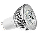 저렴한 LED 캔들 조명-4 W 400 lm GU10 LED 스팟 조명 MR16 4 LED 비즈 고성능 LED 밝기조절가능 따뜻한 화이트 220-240 V