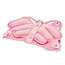 Недорогие Одежда и аксессуары для собак-Собака Ремни Поводки Симпатичный и приятный текстильный Синий Розовый