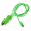 저렴한 휴대폰 충전기-차 충전기 전화 USB 충전기 1 USB 포트 DC 12V-24V 휴대폰