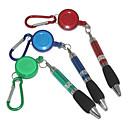 hesapli Çizim ve Yazı Aletleri-Kalem Kalem Tükenmez Kalemler Kalem, Plastik Mavi mürekkep Renkleri For Okul malzemeleri Ofis malzemeleri Pack