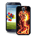 hesapli Kılıflar-Pouzdro Uyumluluk Samsung Galaxy Samsung Galaxy Kılıf Temalı Arka Kapak Seksi Kadın PC için S4