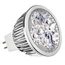 hesapli LED Spot Işıkları-4W 350-400lm lm LED Spot Işıkları led Kısılabilir Sıcak Beyaz 12V