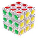 abordables LED à Double Broches-Rubik's Cube 3*3*3 Cube de Vitesse  Cubes Magiques Casse-tête Cube Niveau professionnel Vitesse Cadeau Classique & Intemporel Fille