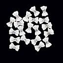 hesapli Makyaj ve Tırnak Bakımı-20 pcs Tırnak Takısı tırnak sanatı Manikür pedikür Günlük Soyut / Moda / Nail Jewelry
