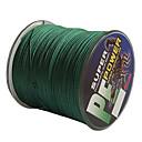 זול פתיונות וזבובי דיג-500M / 550 יארד PE  / Dyneema חוט קלוע חוט דיג 40LB 30LB 0.26,0.28 mm ל דיג בים דייג במים מתוקים