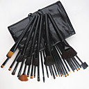 cheap Hair Jewelry-32pcs new professional makeup brush with free case