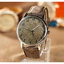 ieftine Ceasuri Damă-Femei Cowboy Canvas Dial PU Band ceas de mână cuarț analogic (culori asortate)
