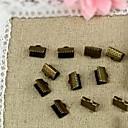 hesapli Boncuklar-Kıvırıcılar Kalay Alaşımı DIY Mücevherat 1.0*1.0*1.0 cm 0.008 kg