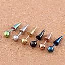 ieftine Piercing Tragus-Pentru femei Bijuterii de corp Piercing Ureche Teak Costum de bijuterii Pentru Zilnic / Casual 1.2*0.2*0.1 cm Vară