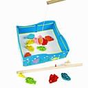 hesapli Santa Suits-Mıknatıslı Oyuncaklar Legolar Bulmaca küpü Balıkçılık Oyuncaklar Ahşap Manyetik Genç Erkek Genç Kız Oyuncaklar Hediye